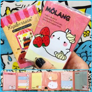 post it molang kawaii