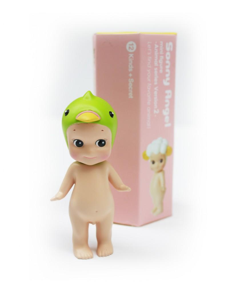 Los Sonny Angels son Cupidos que alegran la existencia!! En esta cajita sorpresa encontrarás uno de los 12 modelos diferentes de la colección animales 3!