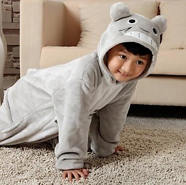 disfraz totoro niño