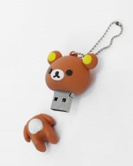 pikapikashop.com |   USB Rilakkuma