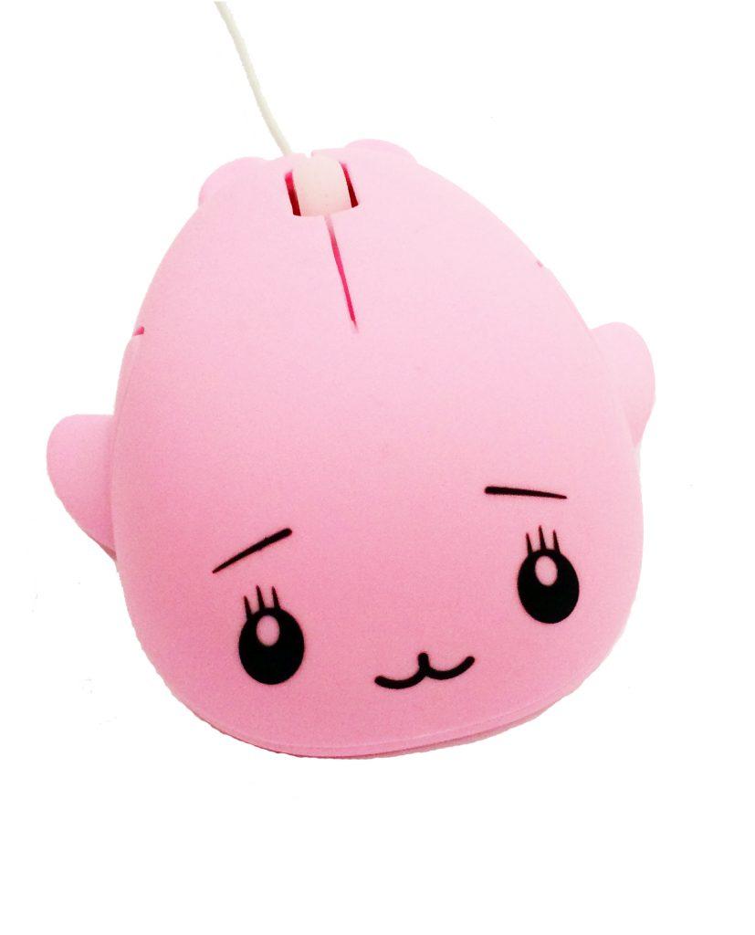 Este ratón para tu ordenador es monísimo y super KAWAII, te va animar la vista y es muy útil y práctico,perfecto también para darle un toque a tu habitación