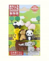 pack gomas animales | pikapikashop.com