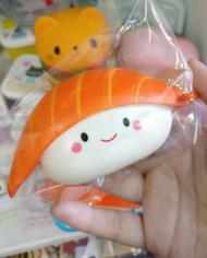 sushi squishy