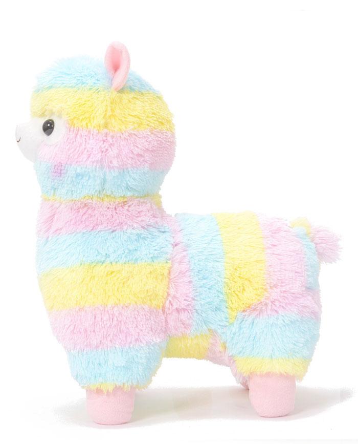 alpaca arcoiris amuse