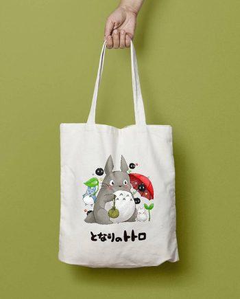 Bolsa tote bag Totoro