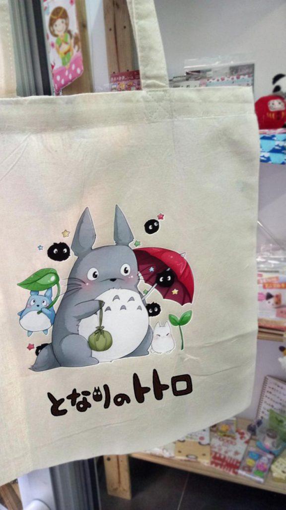 Tote bag de Totoro