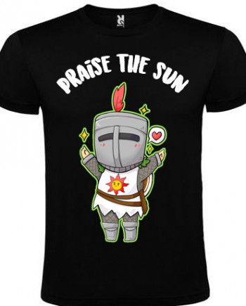 Camiseta solaire chibi