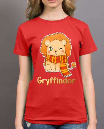 camiseta gryffindor leon