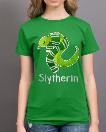 camiseta de slytherin