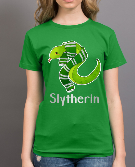 camiseta de slytherin