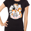 I love cats - Camiseta
