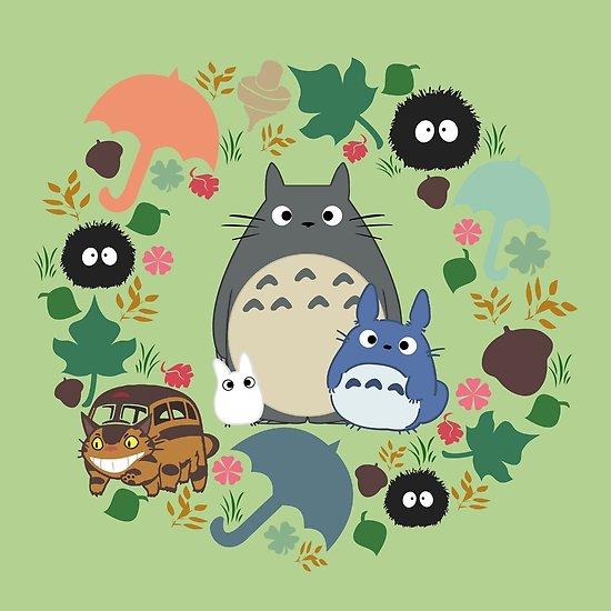 Articulos Totoro Barcelona