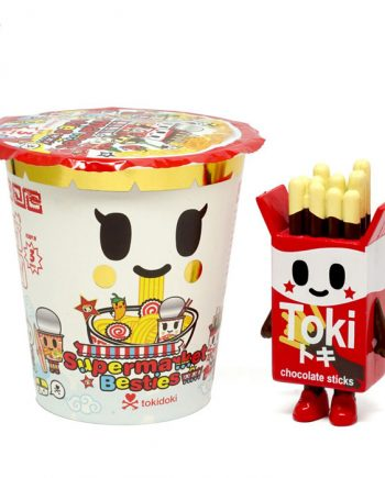 Supermarket besties tokidoki kawaii blind box