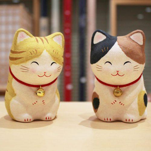 gatos-chigiri-papel-decoracion-japonesa