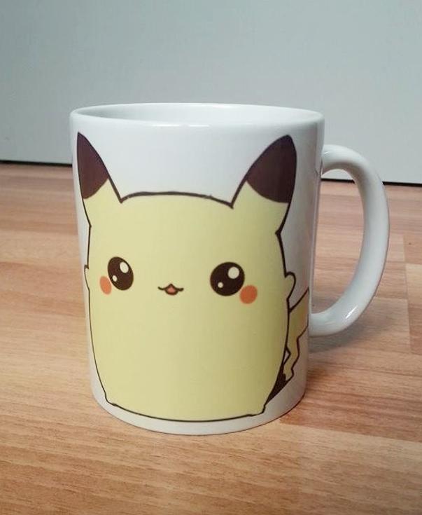 taza pikachu