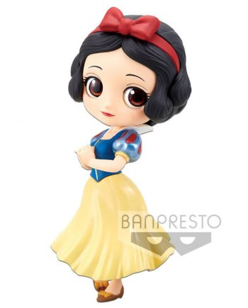 Q Posket - Figura Blancanieves Disney characters - 14cm