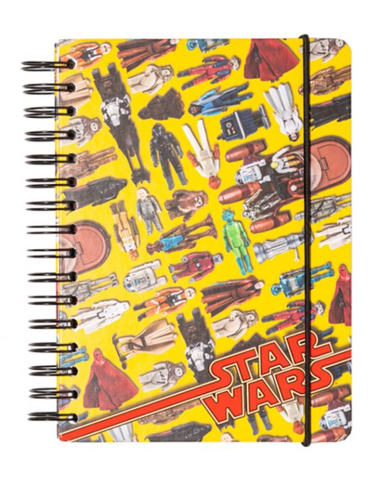 Cuaderno starwars bullet