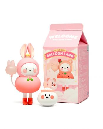 popMart Bobo and Coco balloonland