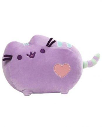 Pusheen violeta kawaii peluche