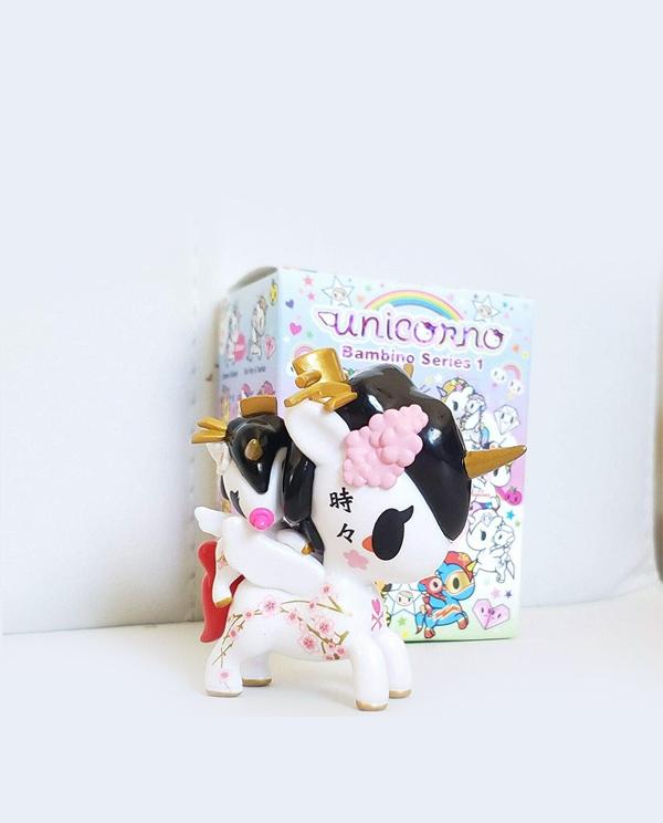 Tokidoki Bambino Unicorn Serie 1