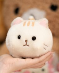 Marshmallow-cats-peluche-kawaii-naranja
