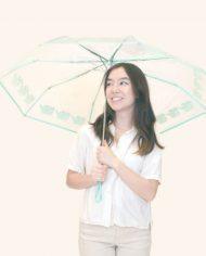 paraguas-pusheen-verde