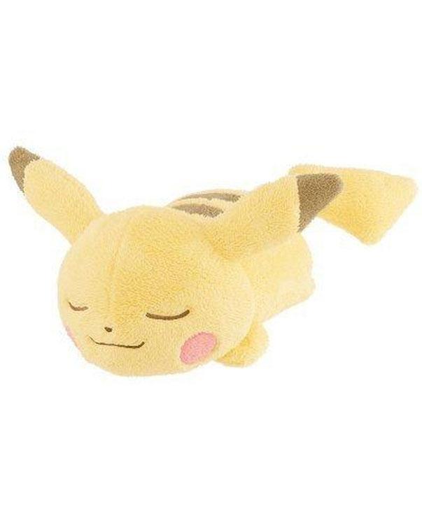 Pikachu peluche dormido