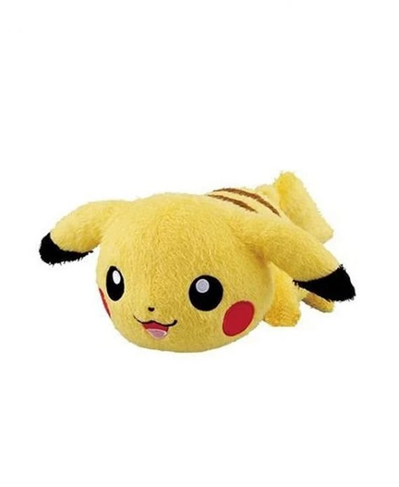 Pikachu Fluffy peluche