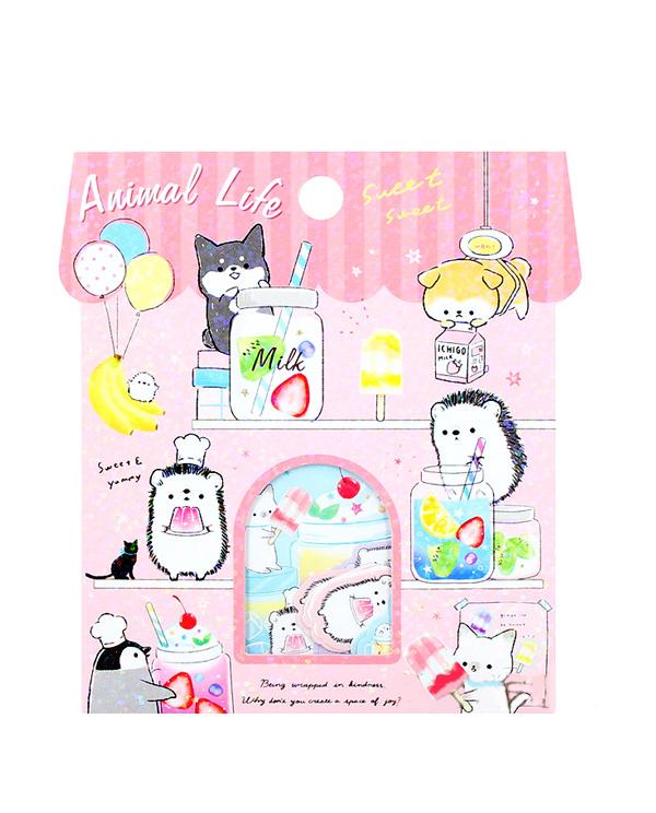 Animal Life Sweet Sweet