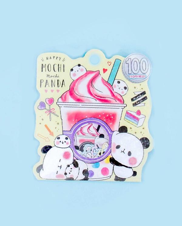 Happy Mochi Mochi Panda