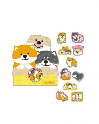 Shibanban perritos kawaii